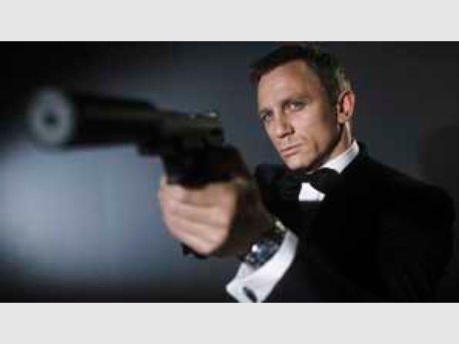 Vuelve James Bond -
