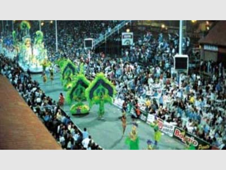 Carnaval exitoso -