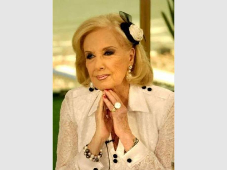 El drama de Mirtha -