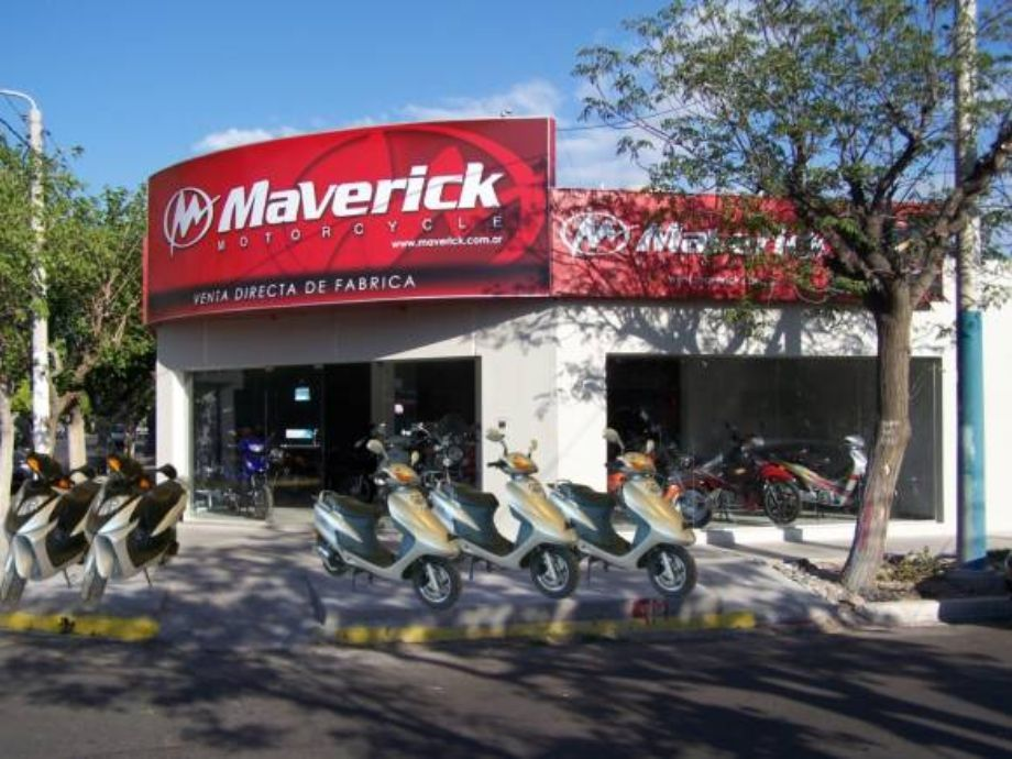 Maverick inauguró su exclusivo local en Villa Krause -