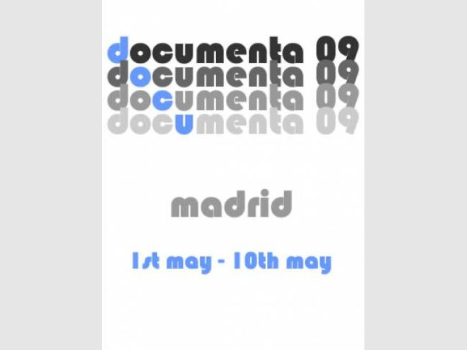 Creando multimedia con Documenta -