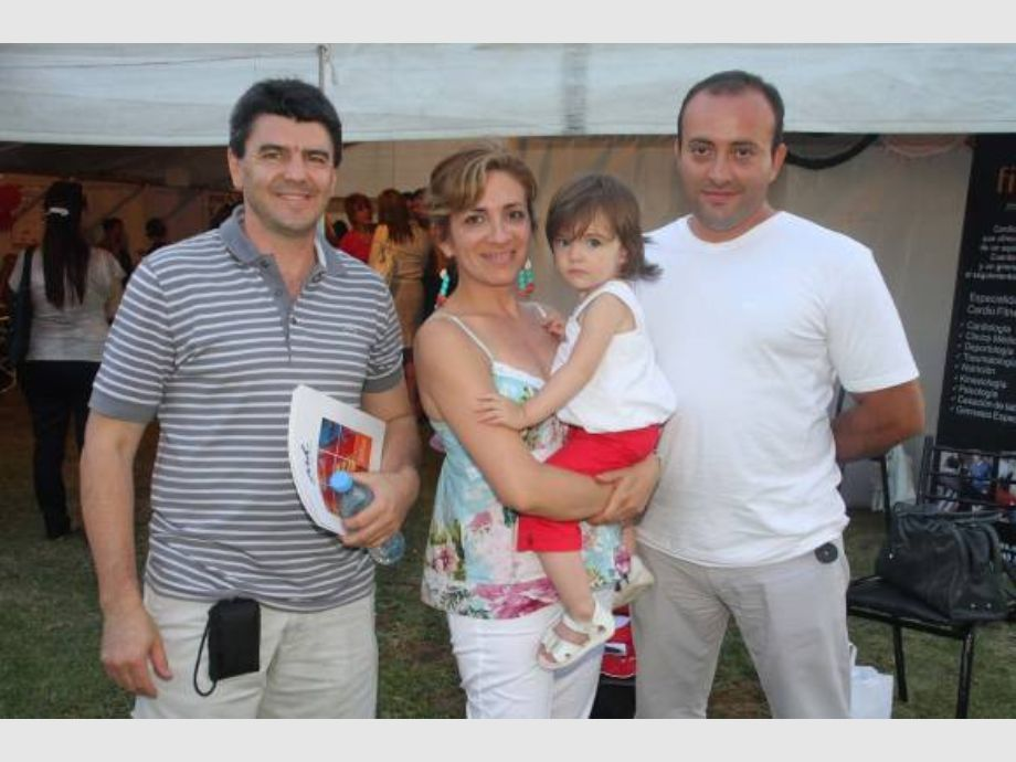 Expomujer 2011 y Fundame -