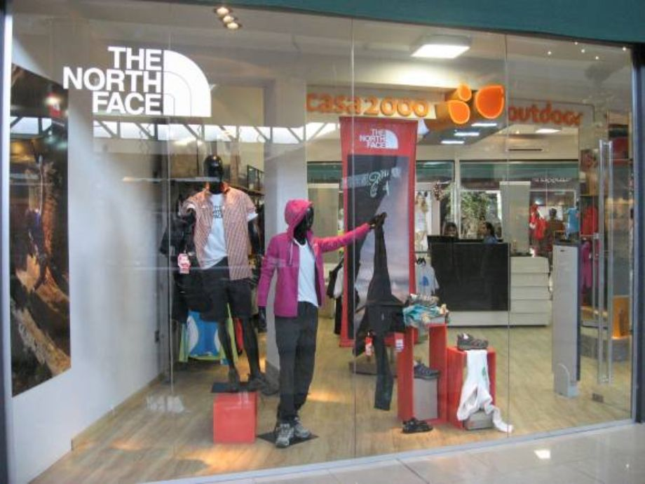 outlet de the north face buenos aires