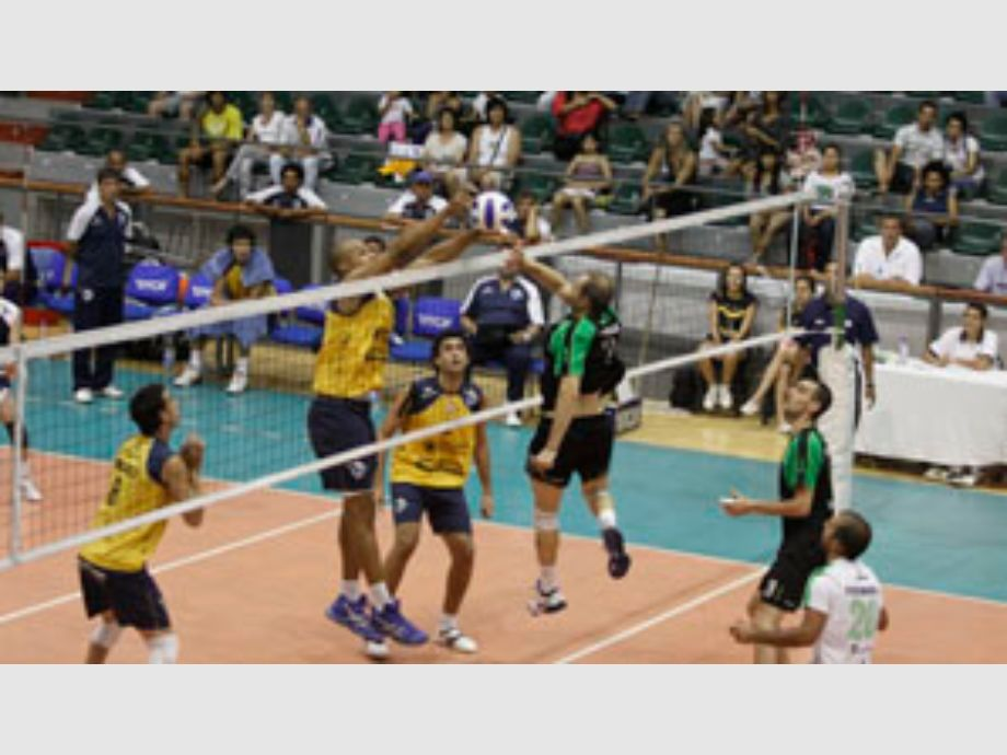 UPCN, ya clasificado al Final Six, arrasó con PSM Voley -