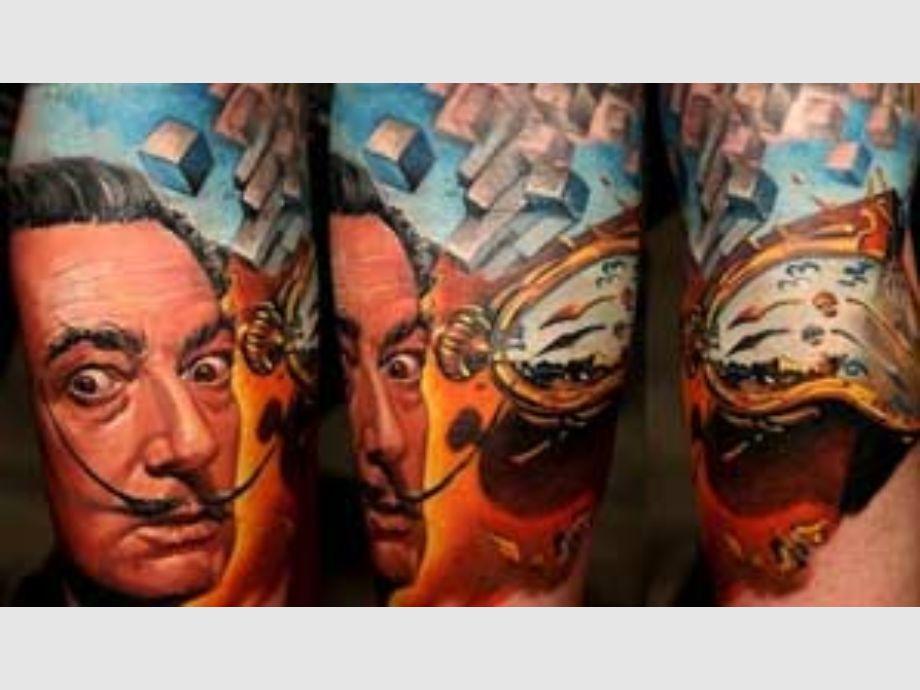 El Mejor Tatuador Diario De Cuyo Noticias De San Juan
