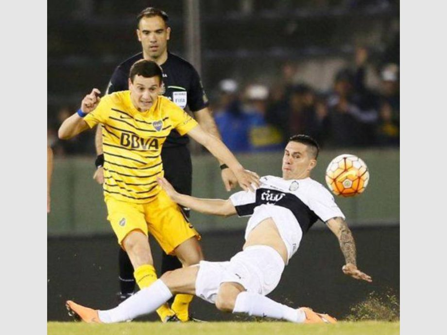 Boca prueba con San Lorenzo  d4faf089da4ac