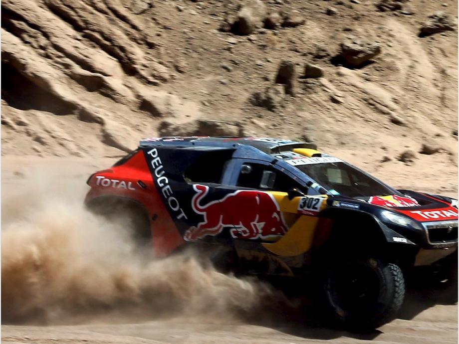 Conocé el recorrido del Rally Dakar 2017