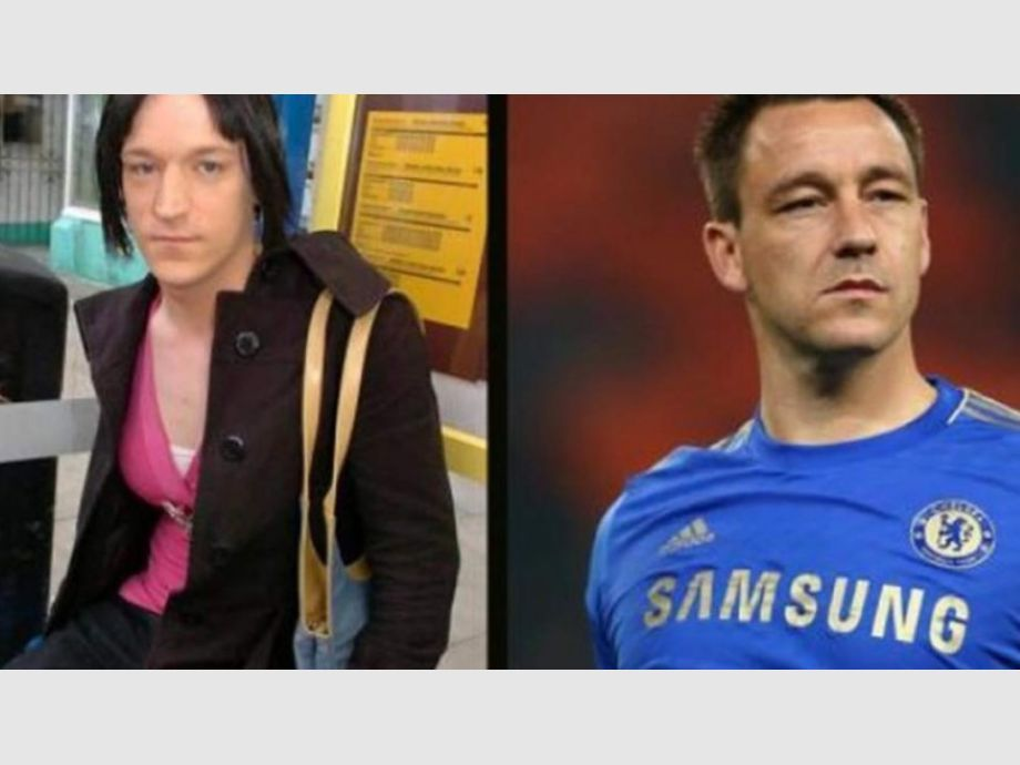 John Terry - Redes