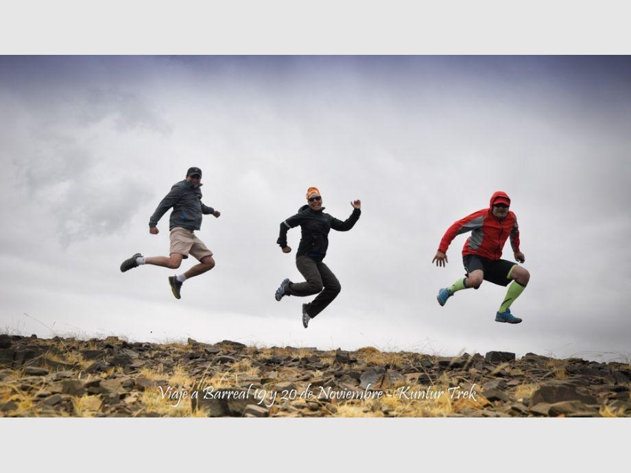 Cerro el tontal - trekking Aire Libre Deporte