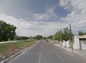 Murió un motociclista en un terrible accidente - Accidente de Tránsito Santa Lucía