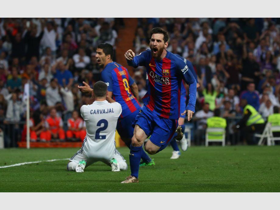 Maxi Rodríguez bromeó a Mascherano por su primer gol en Barcelona