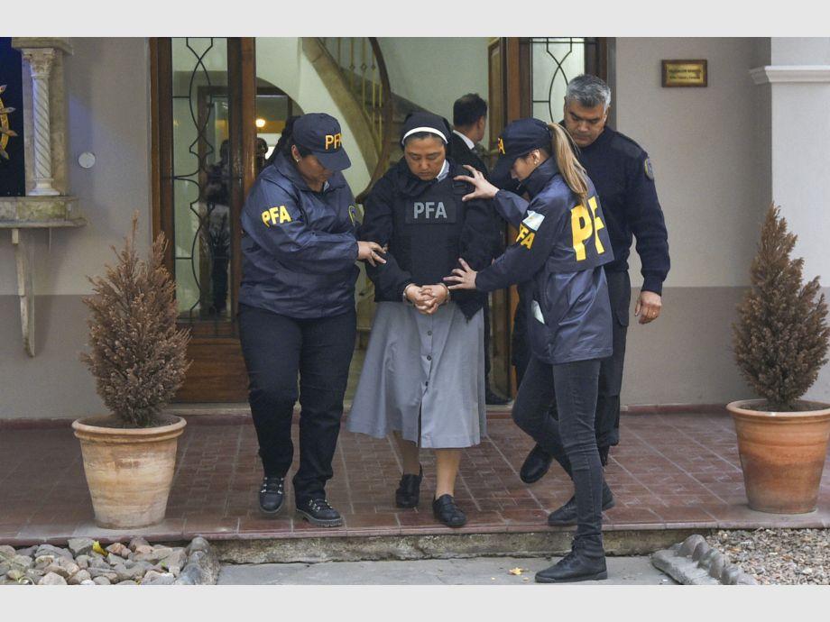 Resultado de imagen para monja argentina entregaba niños a abusos sexuales...