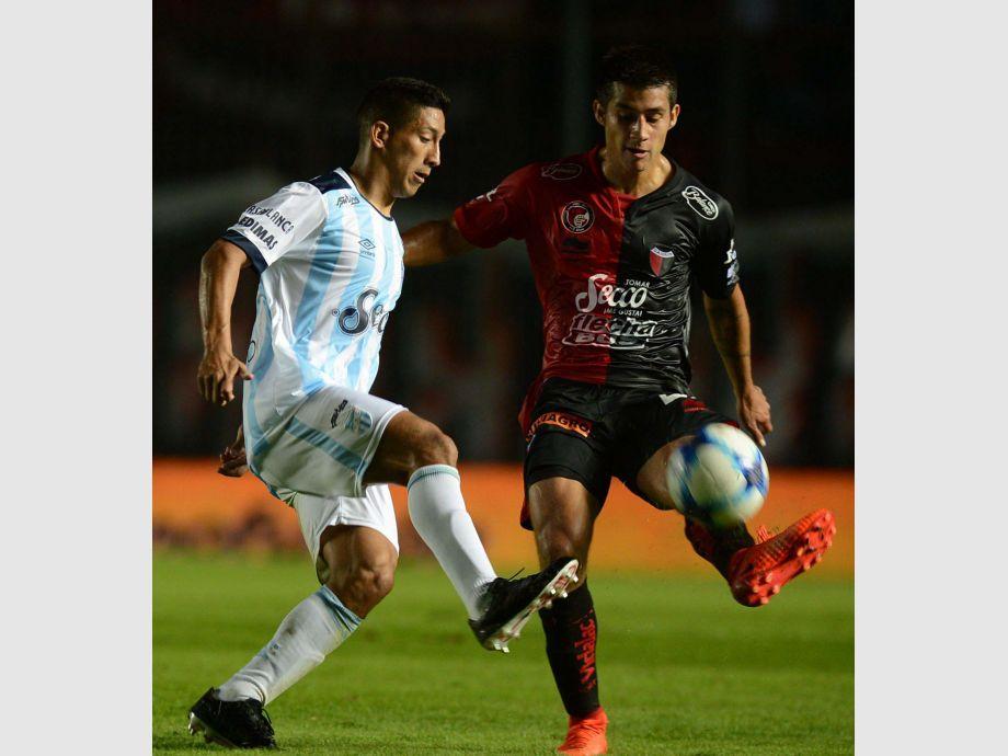 EN VIVO: Atlético visita en Santa Fe a Colón