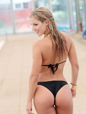 Chica fitness hot -