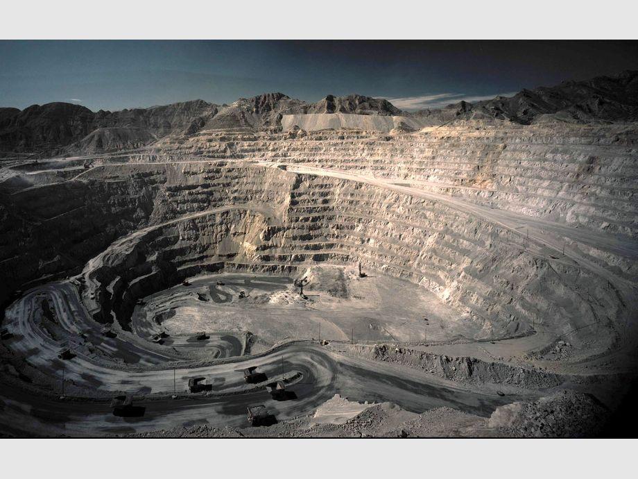 Suspendieron los trabajos en la mina de cobre Bajo La Alumbrera - minería bajo la alumbrera