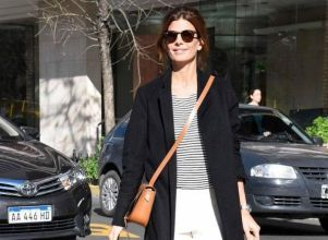 El look electoral de Juliana Awada - Look Elecciones Legislativas Juliana Awada