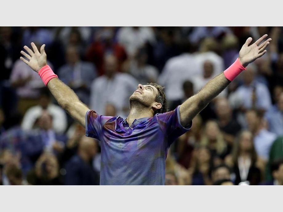 Del Potro volvió a hacer historia: venció a Federer y ahora va por Nadal - Tenis