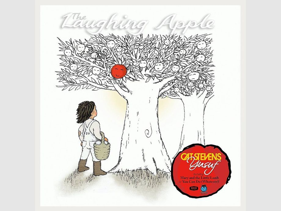Cat Stevens y la manzana sonriente - Discos The Laughing Apple Cat Stevens