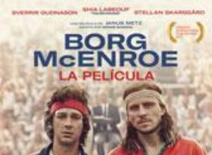 Borg vs Mc Enroe - Cine Cinemacenter Play Cinema cpm cinemas