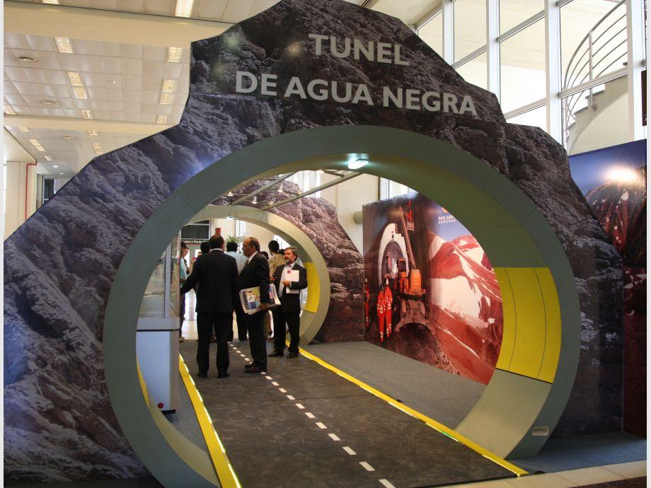 Bid aprueba préstamo para construir túnel que unirá Chile y Argentina