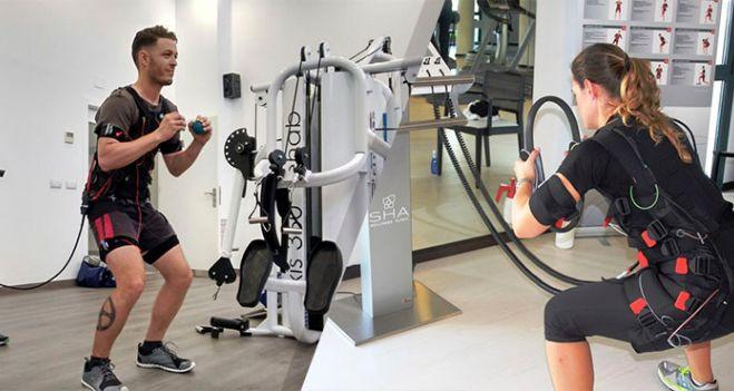 Qu es el electrofitness diario de cuyo noticias de for Mundo fitness gym