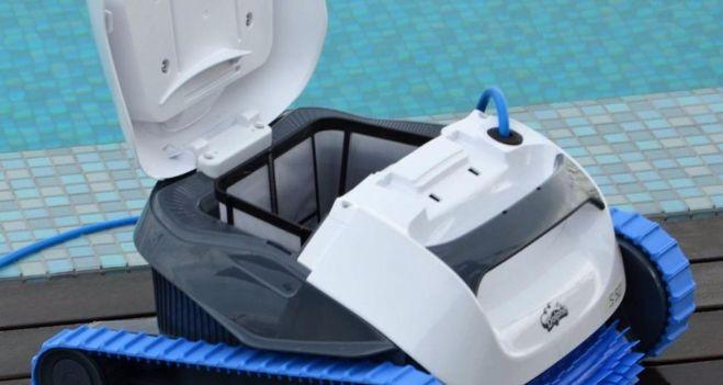 Robot limpia piscinas diario de cuyo noticias de san juan argentina y el mundo - Robot para piscinas ...