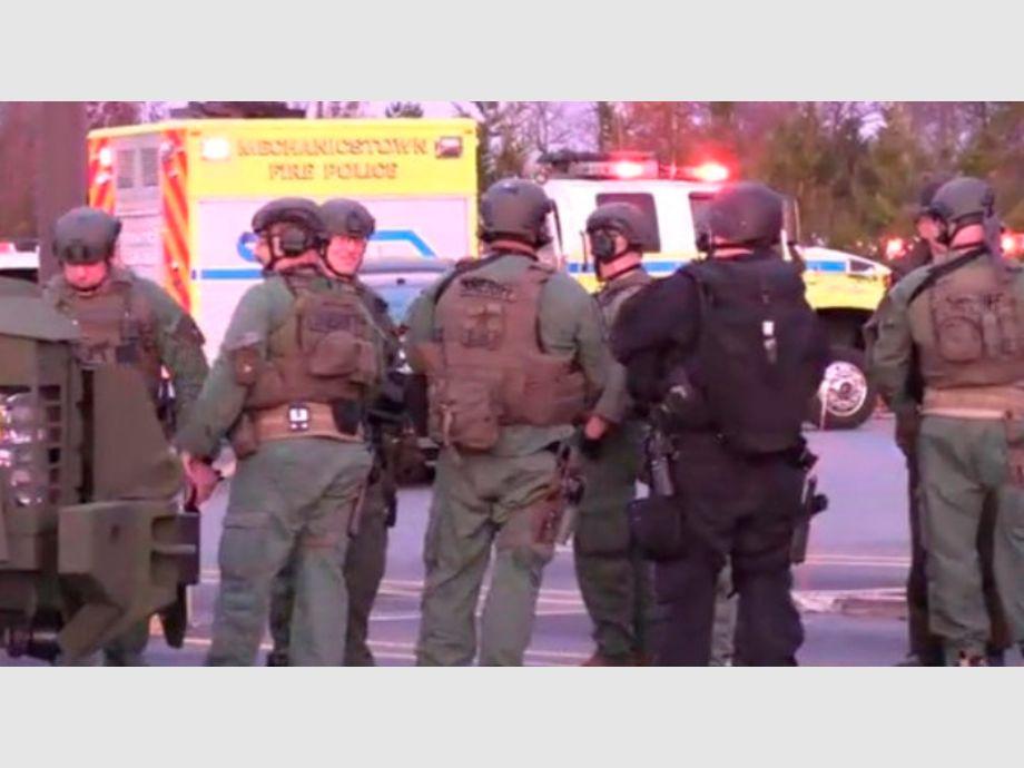 Al menos dos heridos por tiroteo en un centro comercial de EEUU