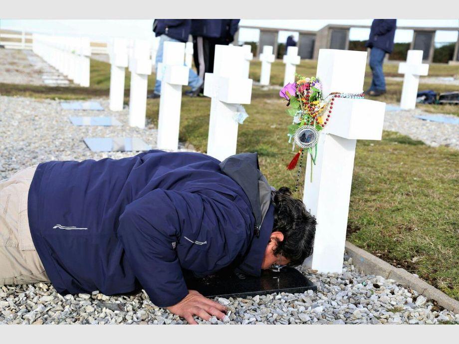 Entregan los primeros resultados de la identificación de soldados NN — Malvinas