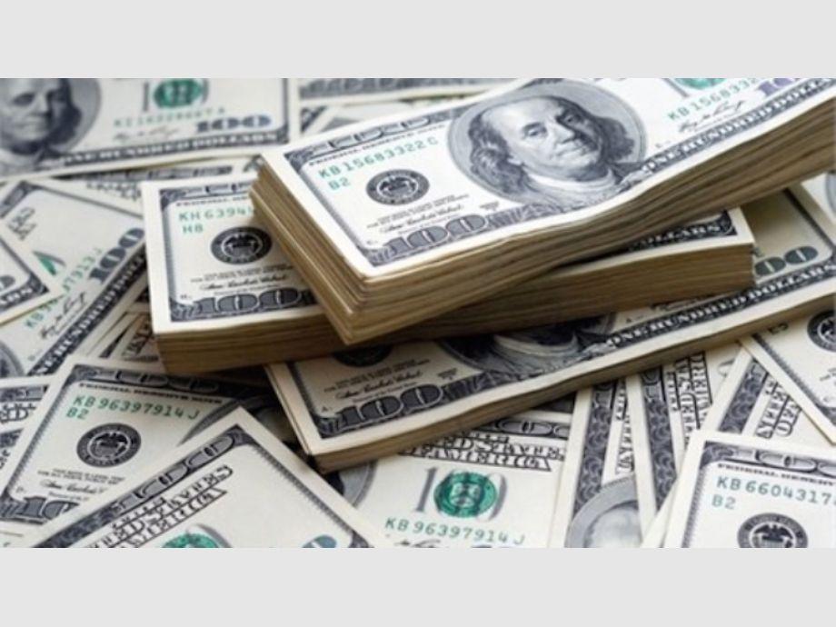 El dólar subió tres centavos y cerró a $ 17,63