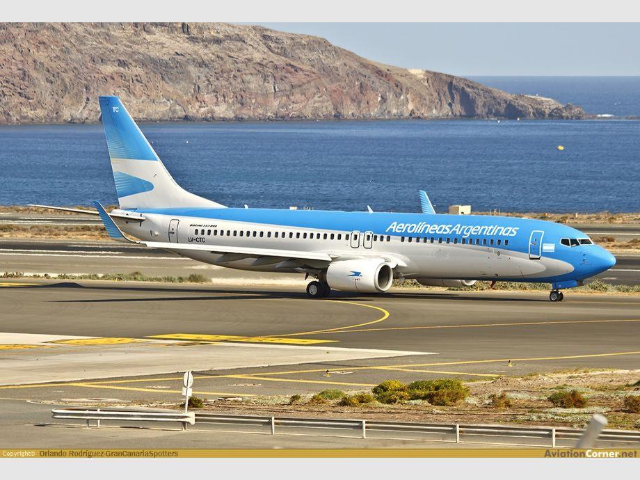 Resultado de imagen para aerolineas argentinas aviones