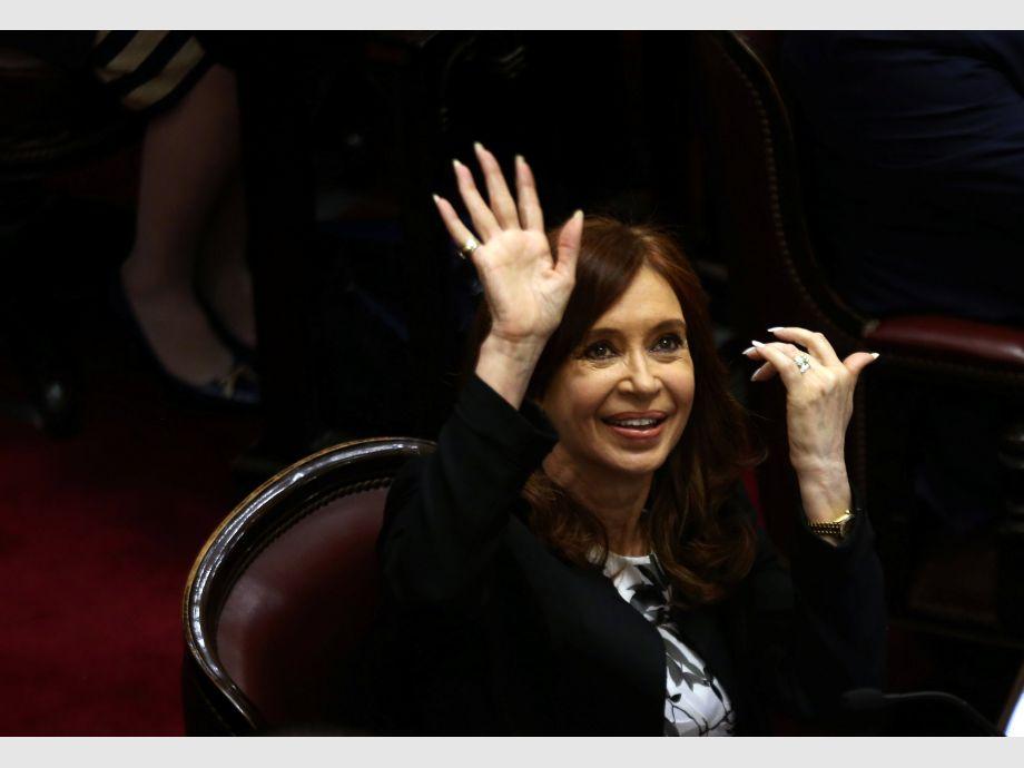 Cristina inscribió su bloque en el Senado y se llamará FpV-PJ