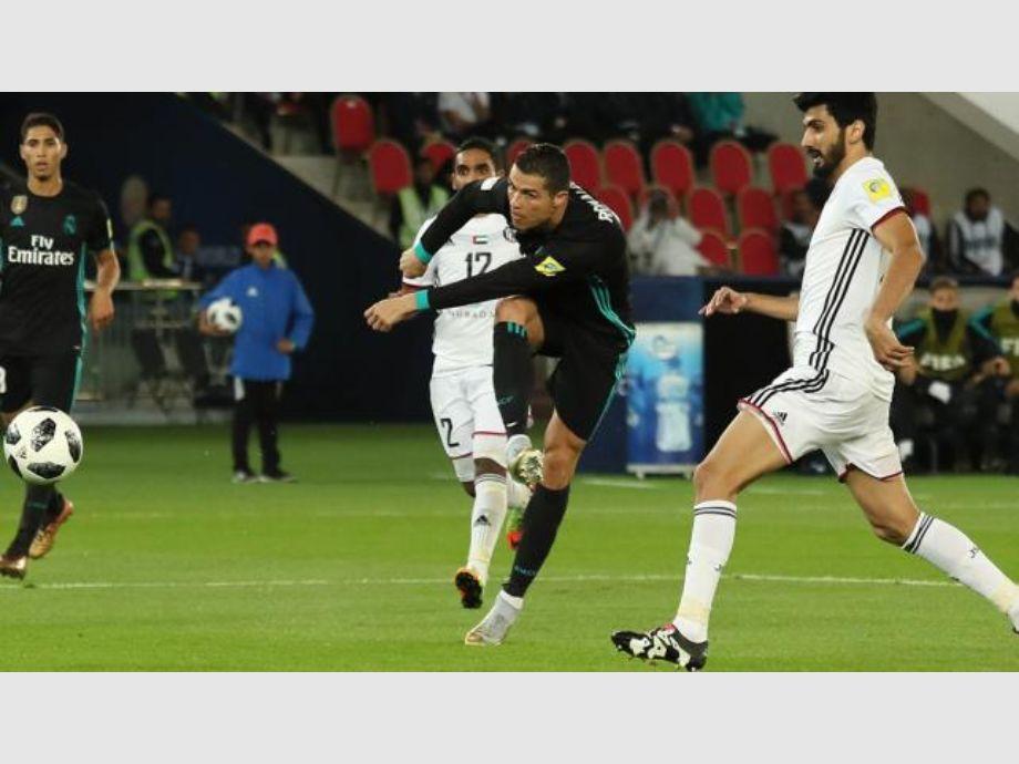 Inicia Real Madrid su camino hacia la conquista del Mundial de Clubes