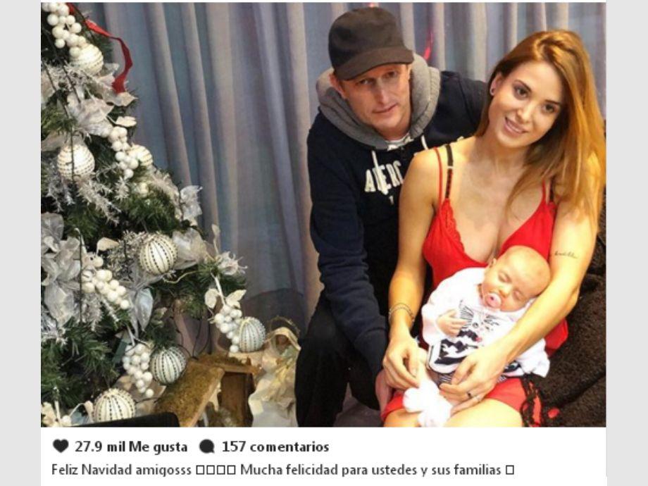 La navidad de los famosos diario de cuyo noticias de for Noticias famosos argentina