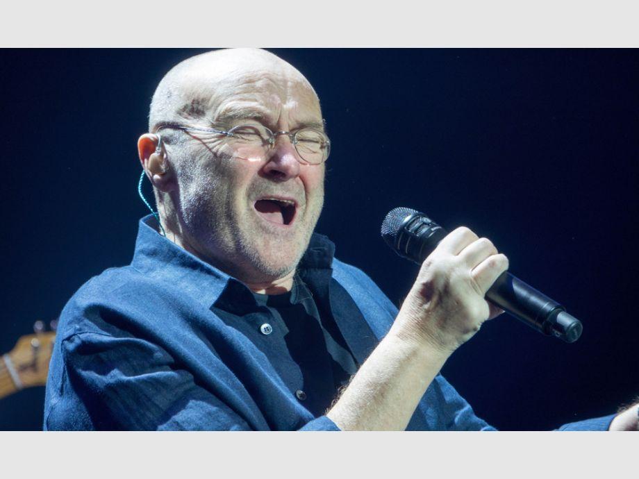 Phill Collins se presentará en Córdoba el 19 de marzo ...