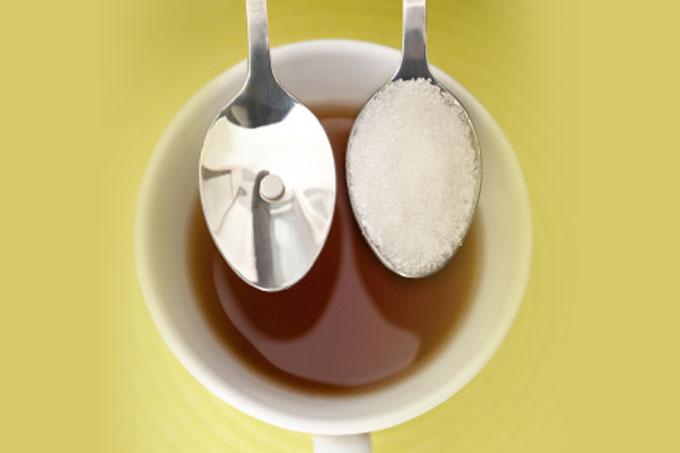 los edulcorantes son peores que el azucar