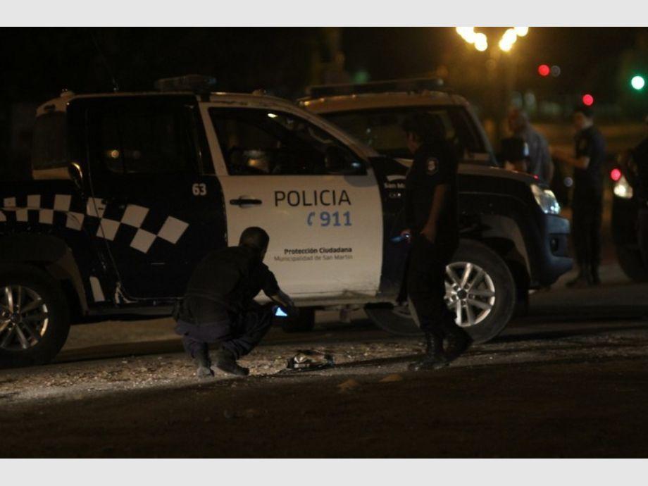 Asesinaron a un policía e hirieron a otro en control vehicular
