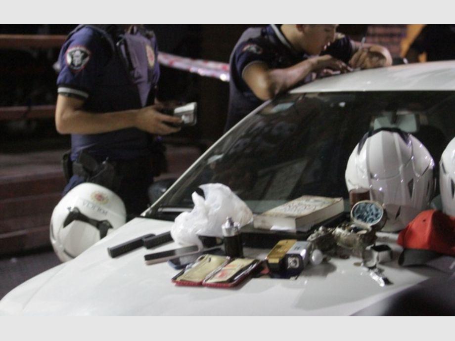 Así fue la balacera en el corazón de barrio Nueva Córdoba — Videos