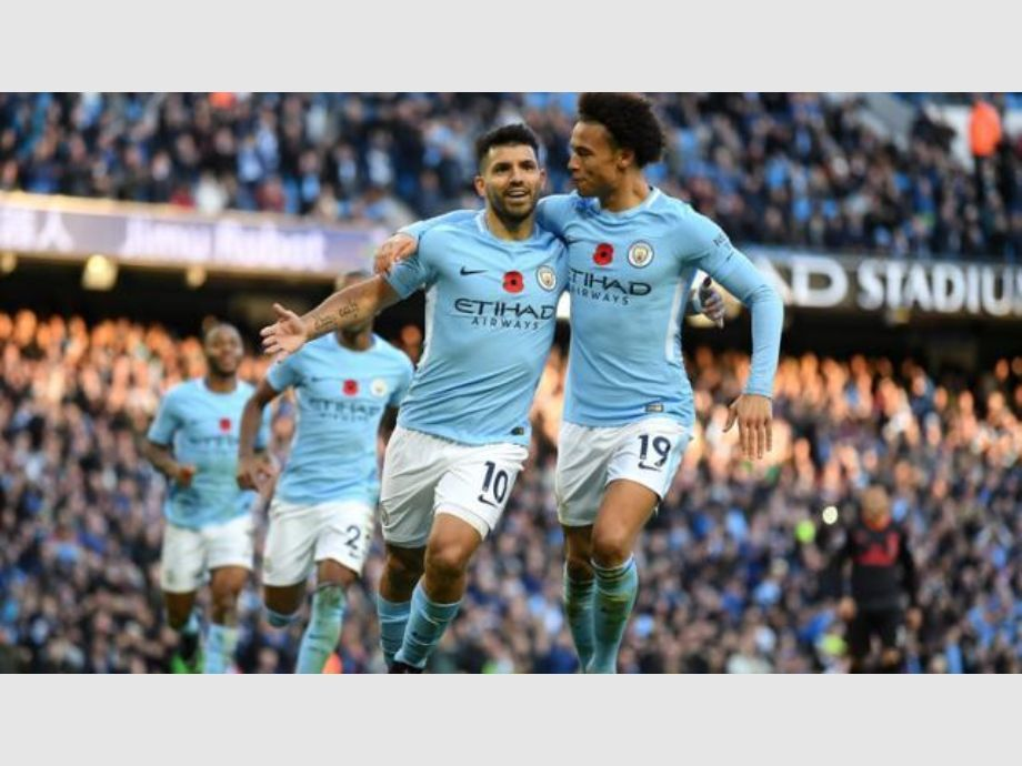 Manchester City venció al Arsenal en la final de la Copa de la Liga - Manchester City Arsenal