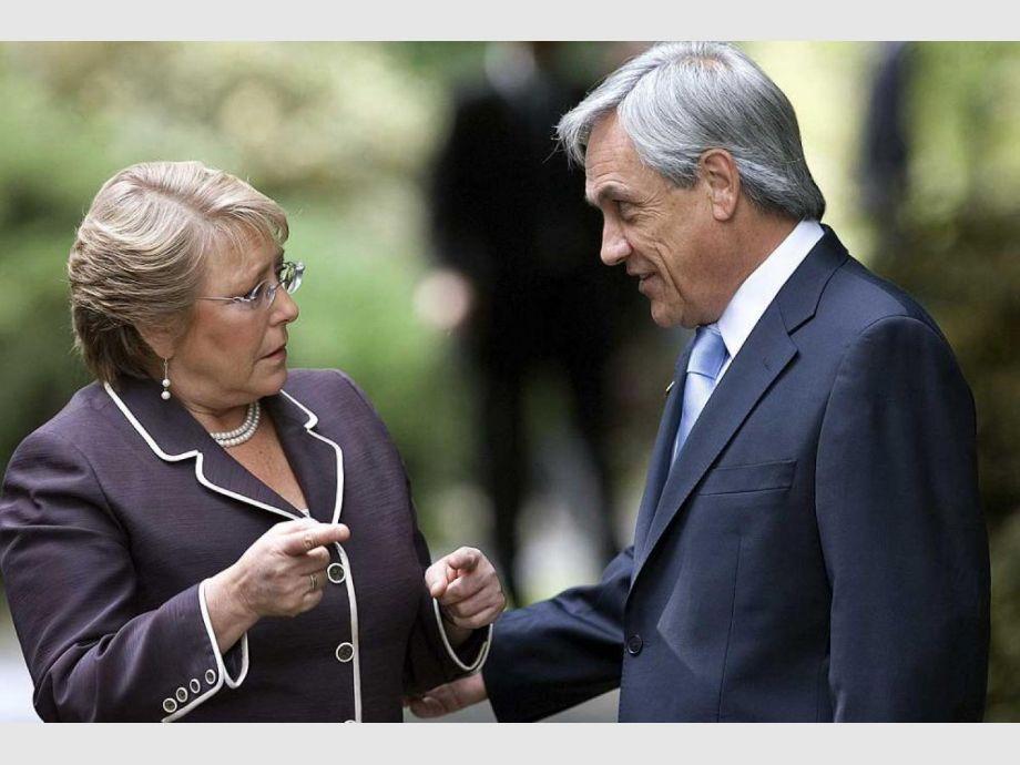 Los preparativos y antecedentes históricos de la ceremonia de asunción de Piñera - Chile