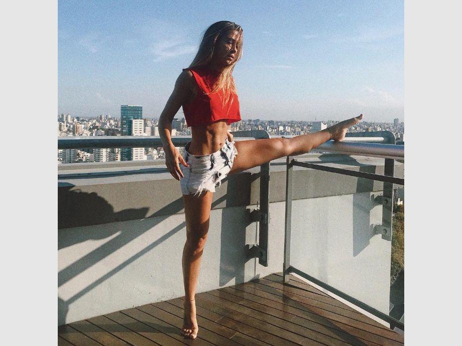 Jimena Barón y una pose sexy en Instagram que enloqueció a todos
