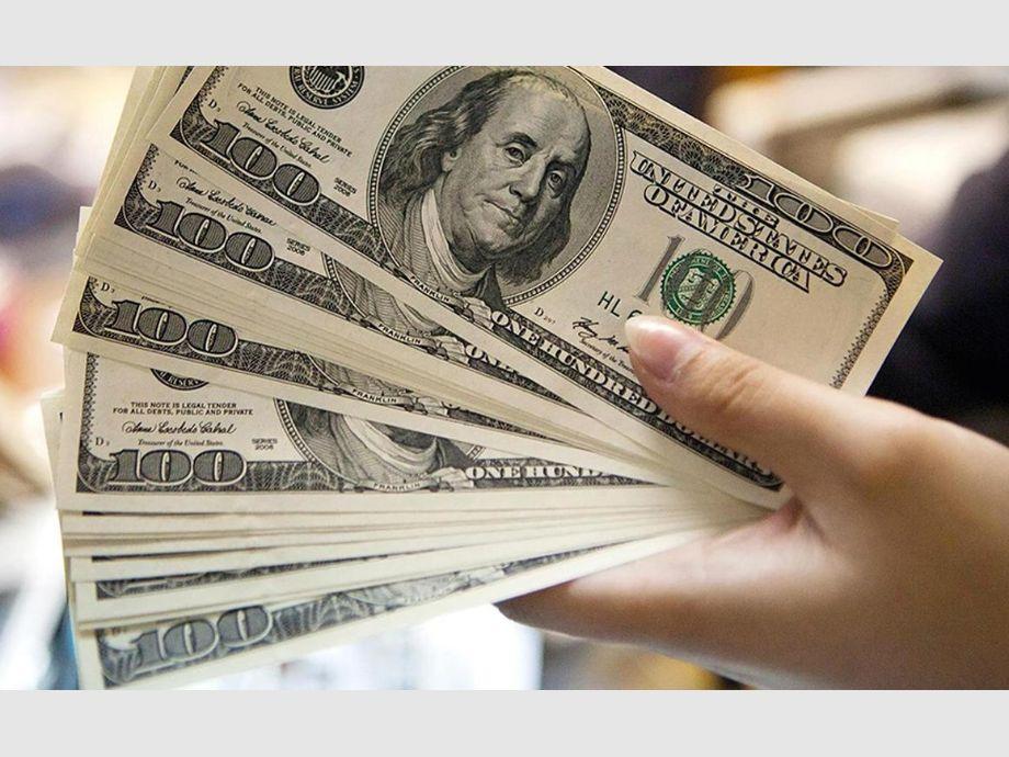 El BCRA vendió 760 millones de dólares para mantenerlo a $20,54