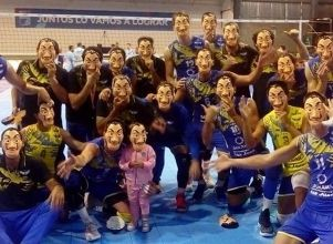 La final, el lugar ideal para UPCN - Vóleibol UPCN Vóley Lomas Vóley