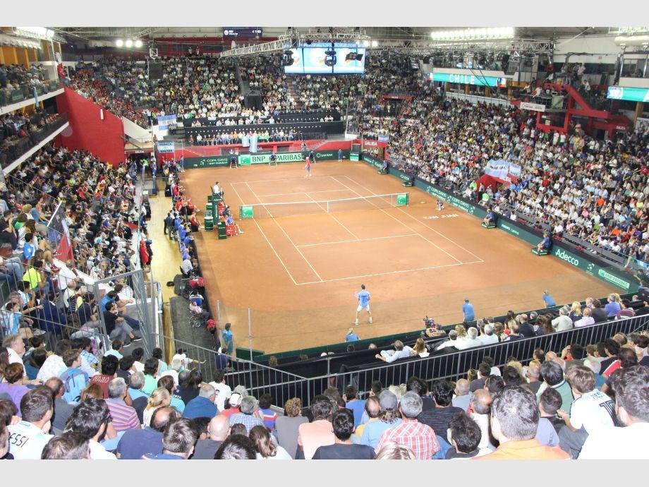 A Kicker se lo dieron vuelta y Chile se impone en la serie en el Cantoni - Copa Davis en San Juan