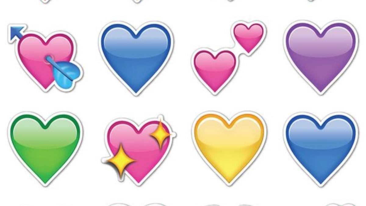 Qué significa cada corazón de WhatsApp? |