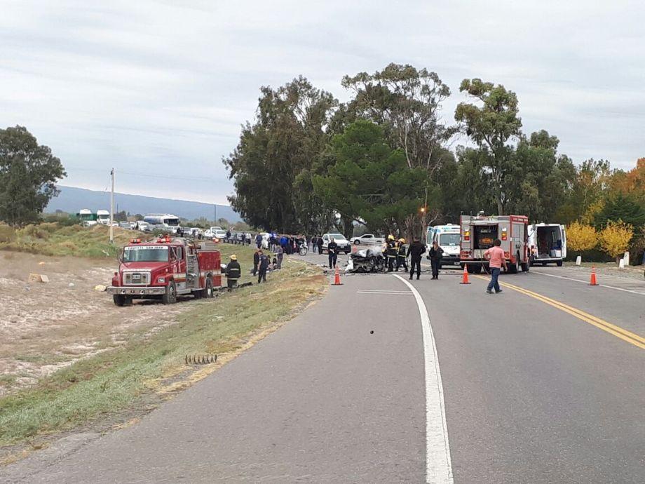 Tragedia: confirmaron la identidad de los 3 muertos y los 3 heridos graves