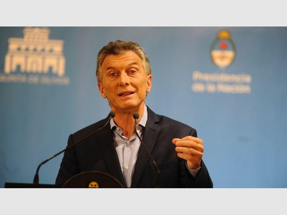 Macri dijo que el objetivo es