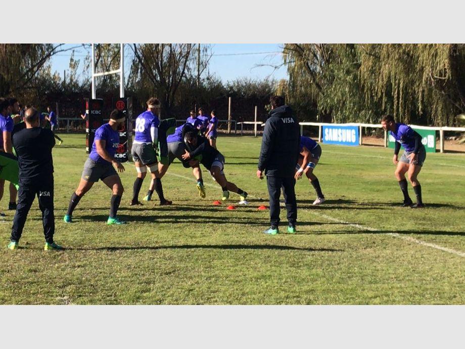 Deportes: Los Pumas perdieron con Gales en San Juan