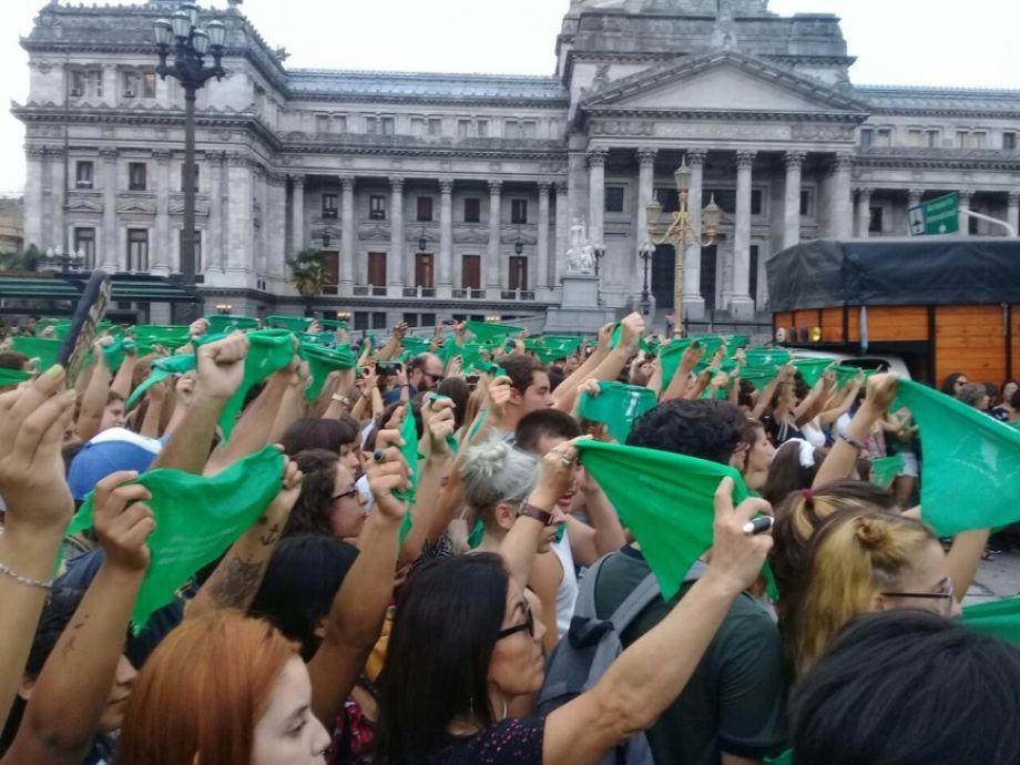Aborto legal: las frases destacadas de los diputados en el debate