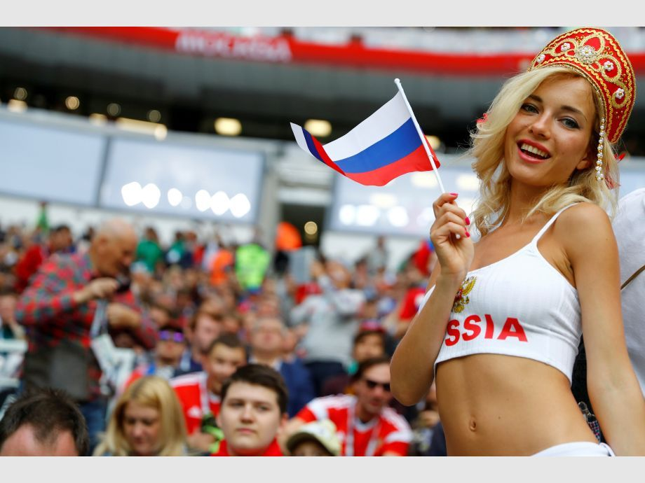 World Cup - Group A - Russia vs Saudi Arabia - Mundial de Rusia 2018