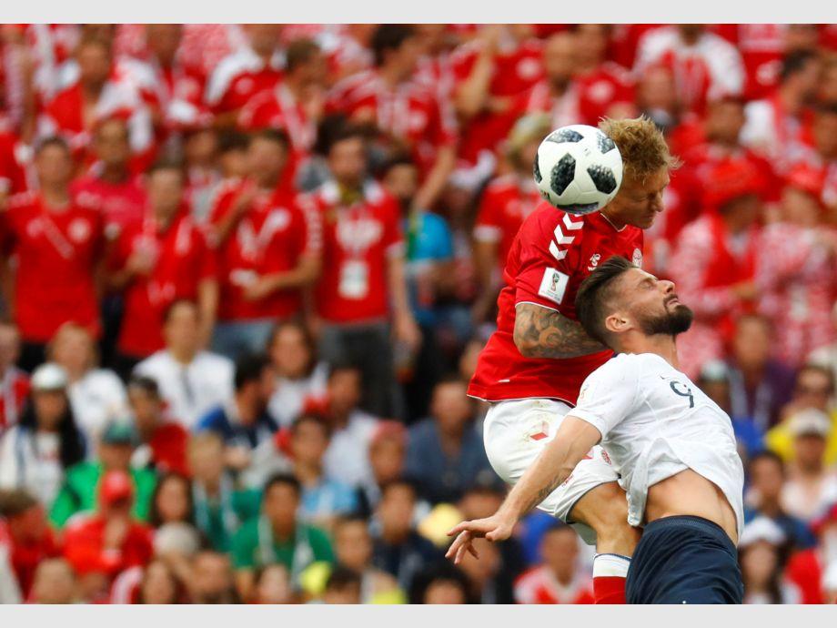 Fin al récord; Francia y Dinamarca protagonizan primer 0-0 del Mundial
